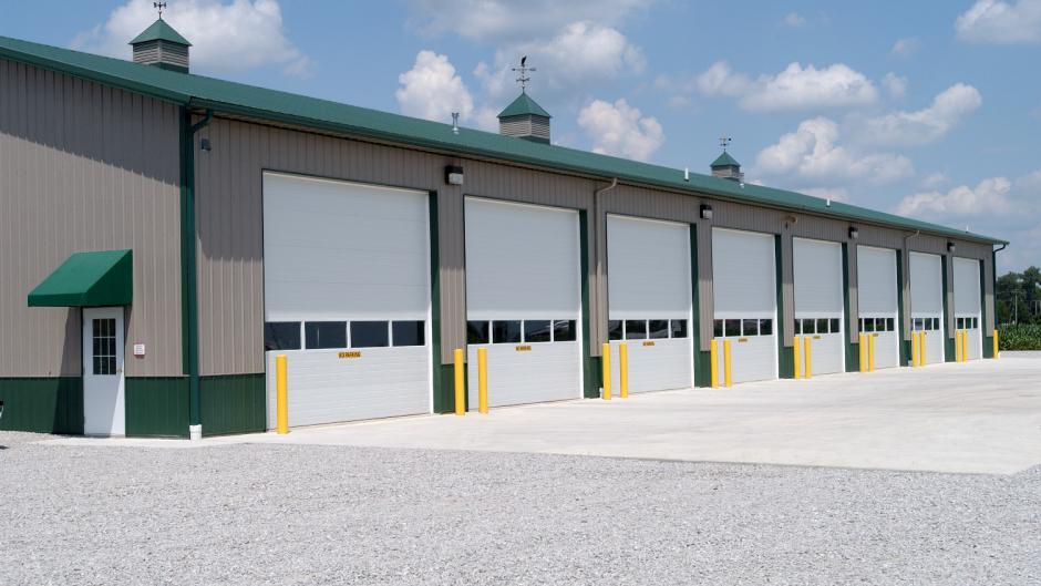 Overhead Doors Built By CHI Overhead Doors .