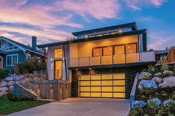 Garage Doors Built By CHI Overhead
