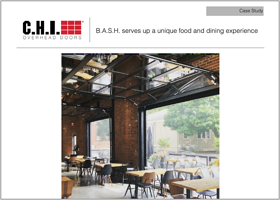 B.A.S.H. serves up a unique food and dining experience