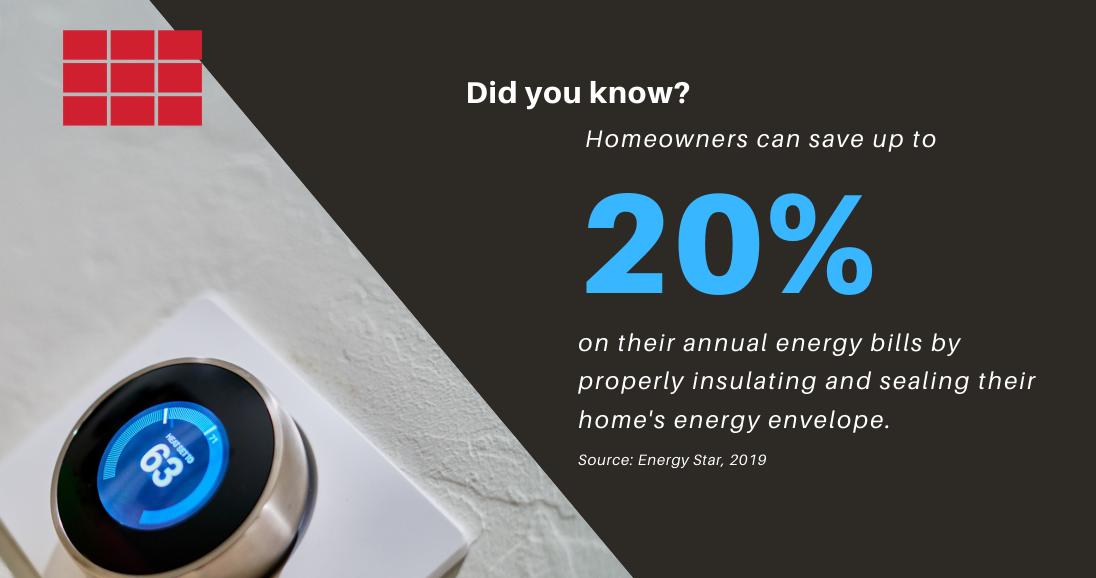 energy bill savings insulation fact-2
