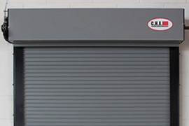 Fire Counter Shutters