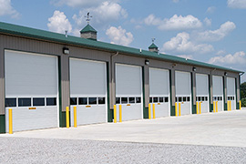 Commercial Insulated Sandwich Doors