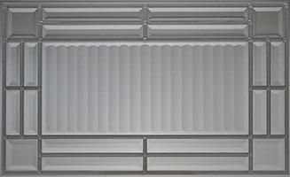 Raised Panel 4283 By C H I Overhead Garage Doors