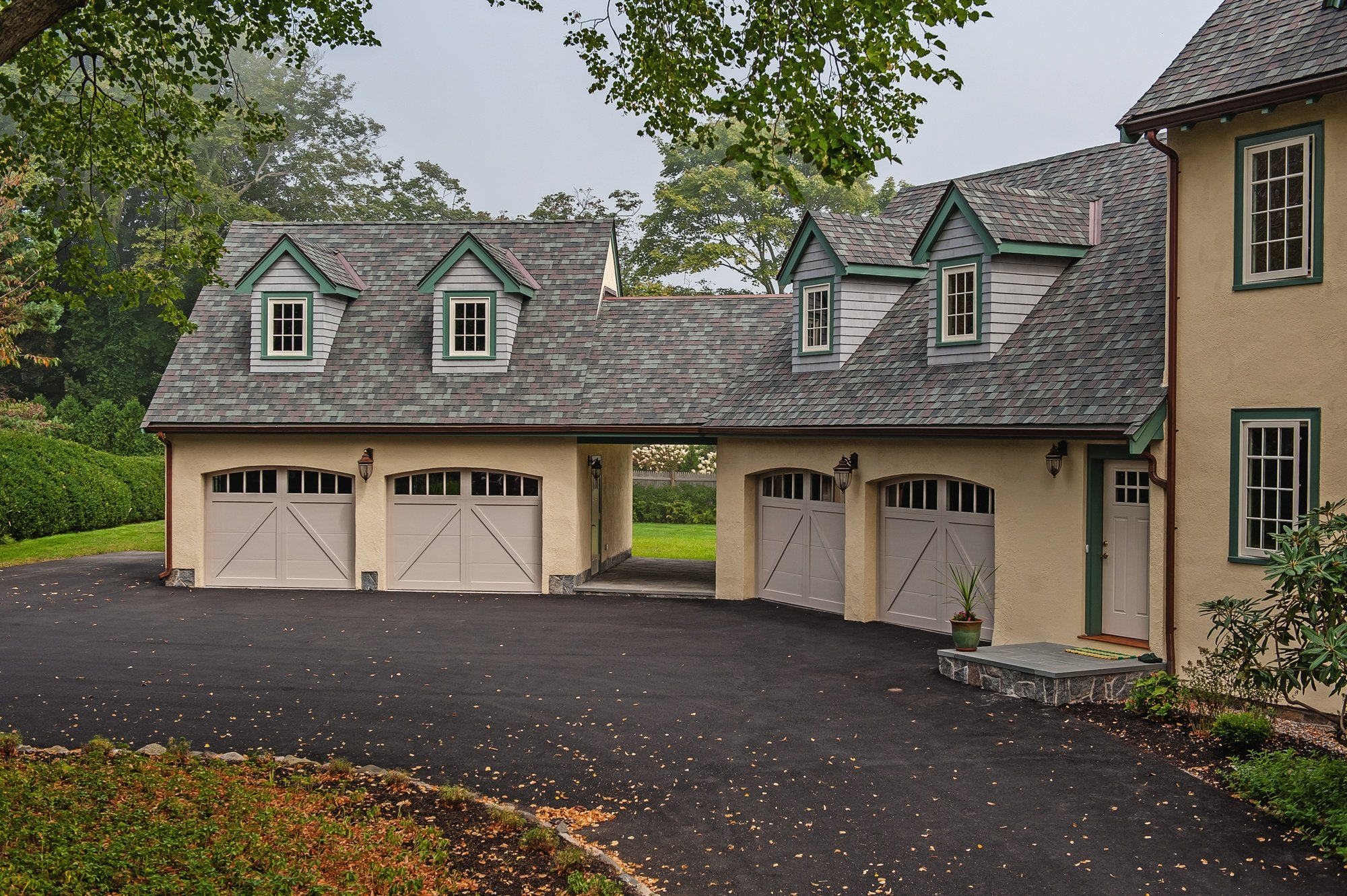 Carriage House Overlay Chi Overhead Doors