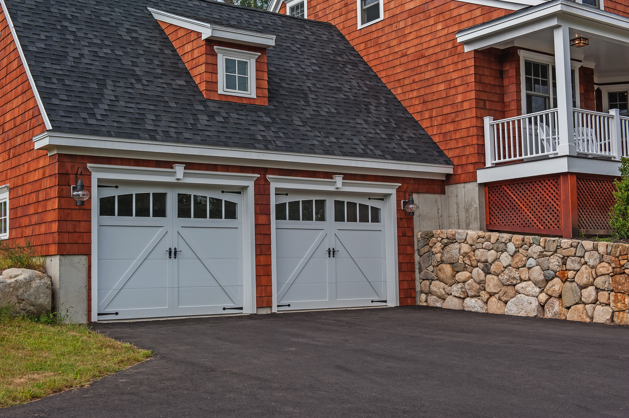 Elegant Image. Image Number 50 Of Overlay Garage Doors ...