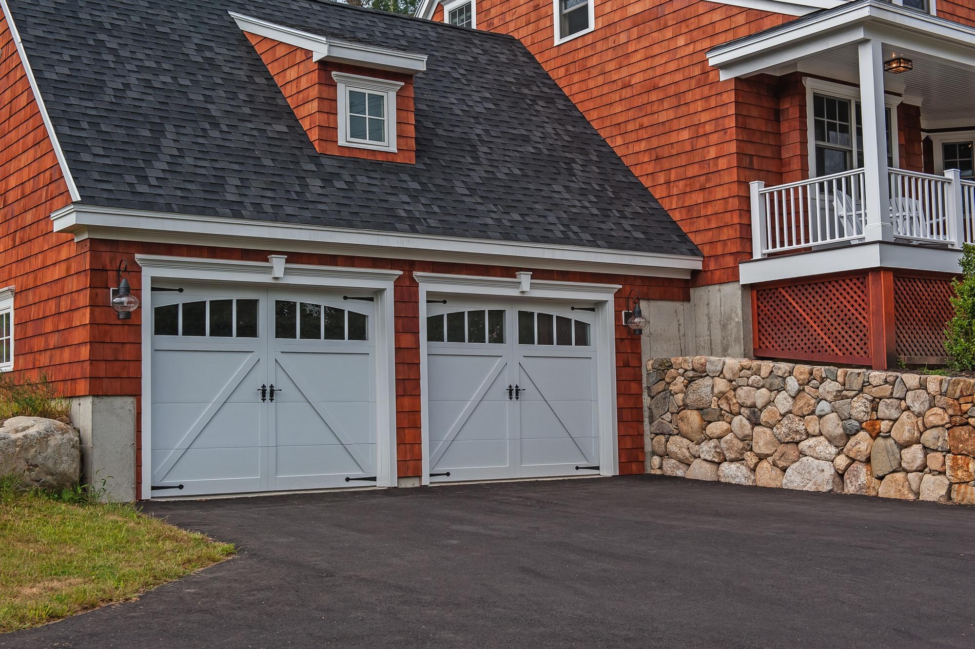 carriage house garage doorsCarriage House Overlay  CHI Overhead Doors