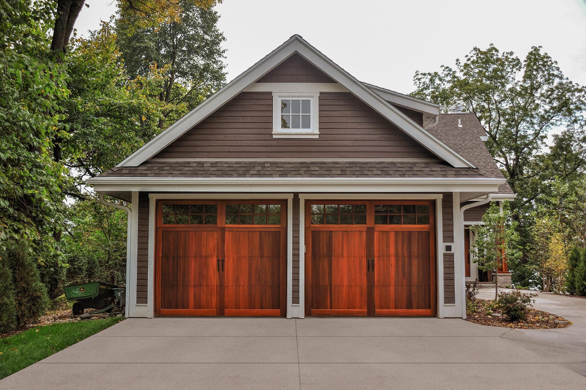 Carriage house overlay chi overhead doors for 10ft x 7ft garage door