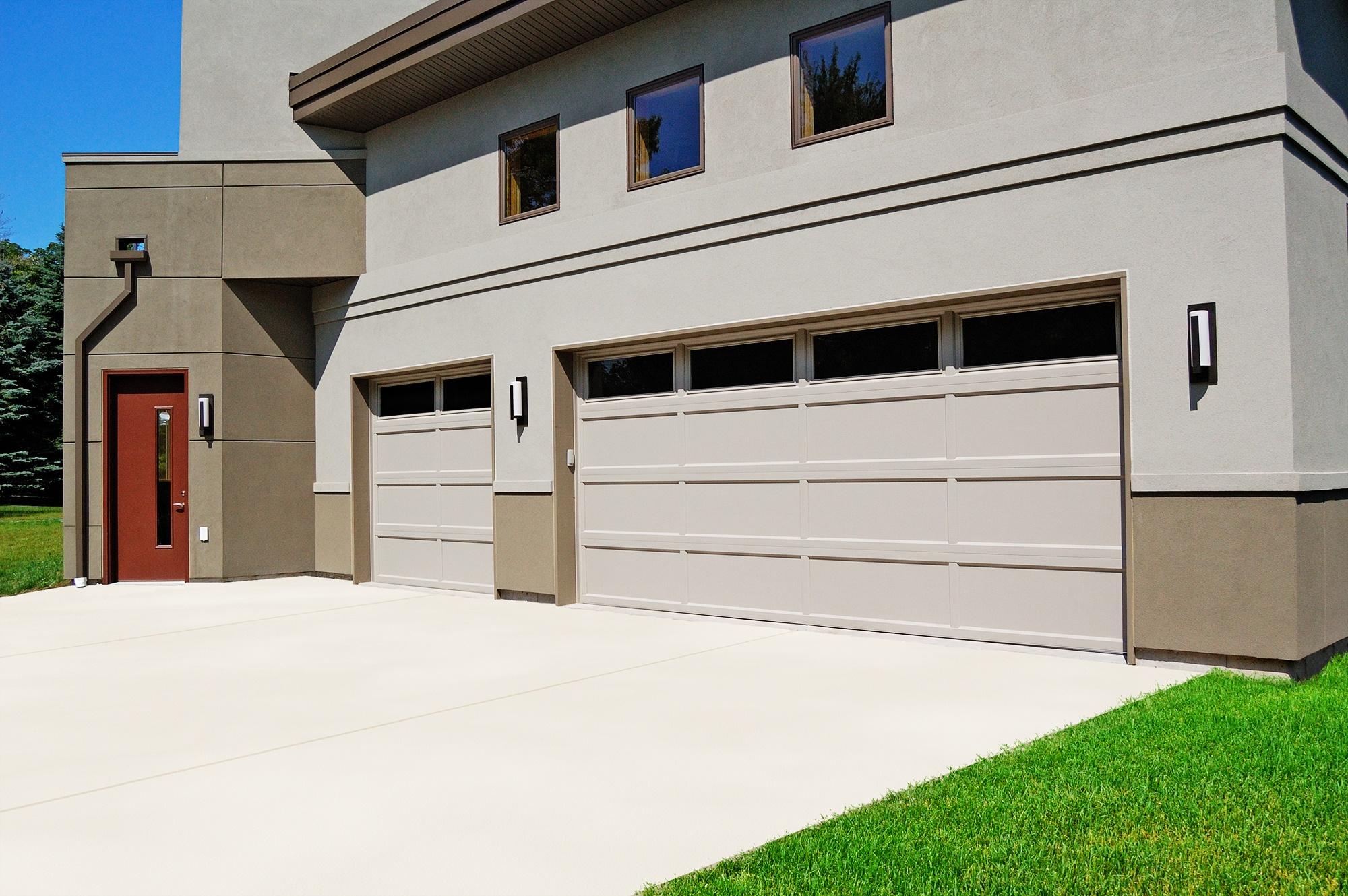 recessed panel | chi overhead doors