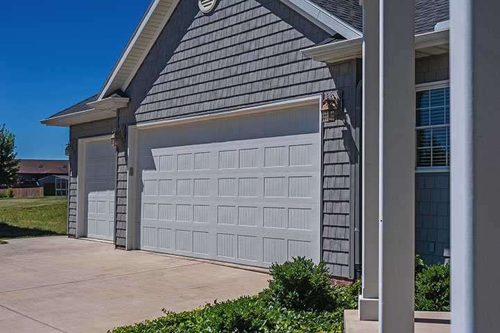 Stamped Carriage House 5283 By C H I Overhead Garage Doors