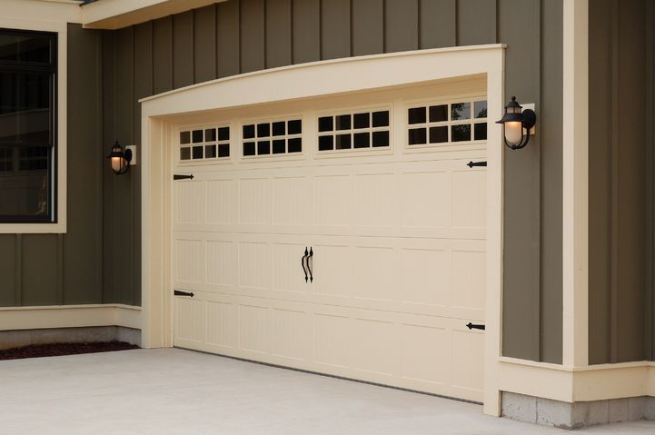 Stamped Carriage House 5283 By Chi Overhead Garage Doors